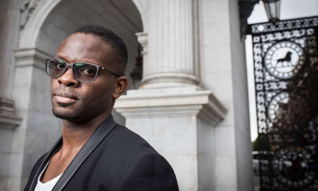 Louis Saha: 'I Really Liked Playing Football but This Is a Real Challenge'