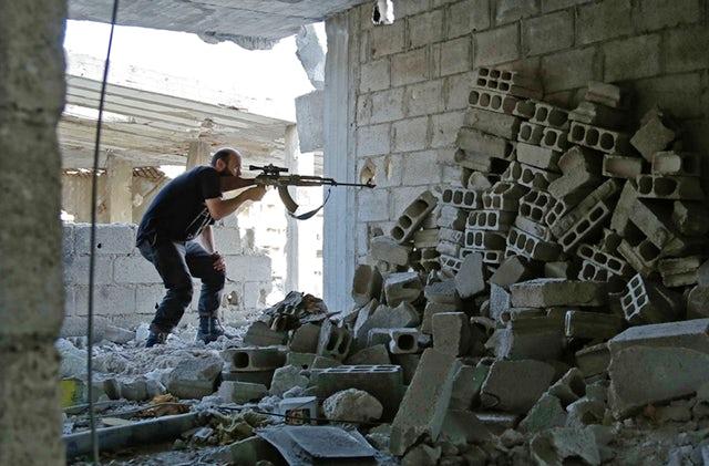 Tightening the Noose On 'Nusra' In Damascus' Ghouta