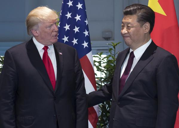 US, China Presidents Hold Talks to Resolve North Korea Crisis