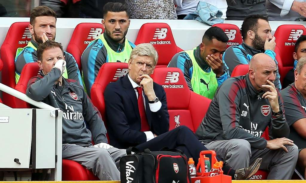Arsenal's Continuing Malaise at the Heart of Operations