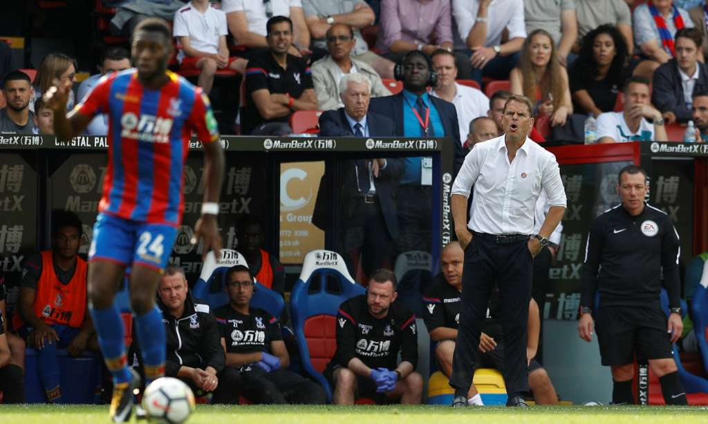 Palace and Arsenal Epitomize Premier League's Lack of Joined-Up Thinking