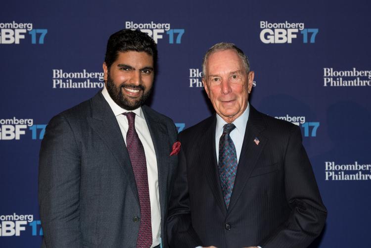 Bloomberg Al-Arabiya: A Cooperation between SRMG and Bloomberg