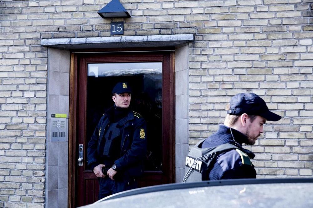 Man Held in Denmark for ISIS Links
