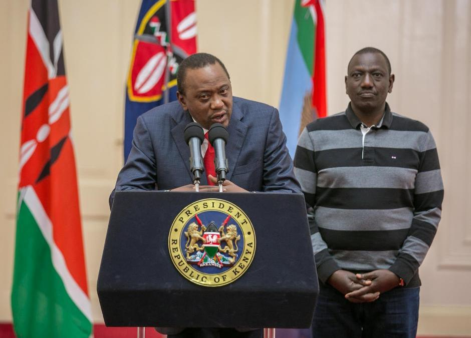 Kenya President Warns Judiciary after Annulment of his Electoral Victory