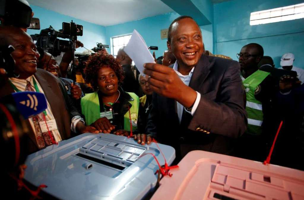 Kenya Sets Date for New Presidential Elections