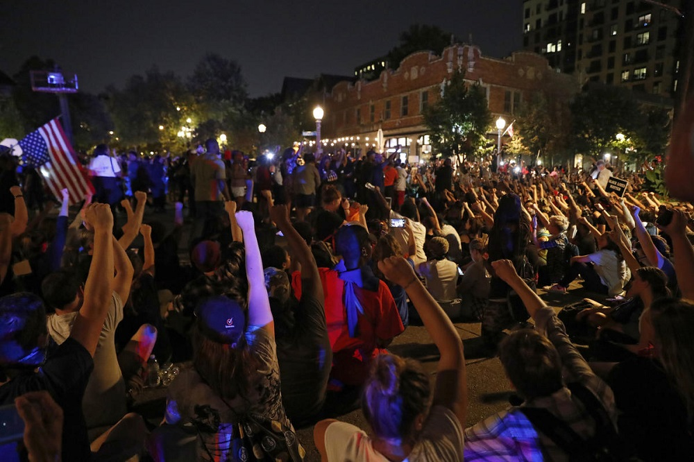 Riots Continue in St. Louis after Ex-Cop Acquitted of Shooting Black Man