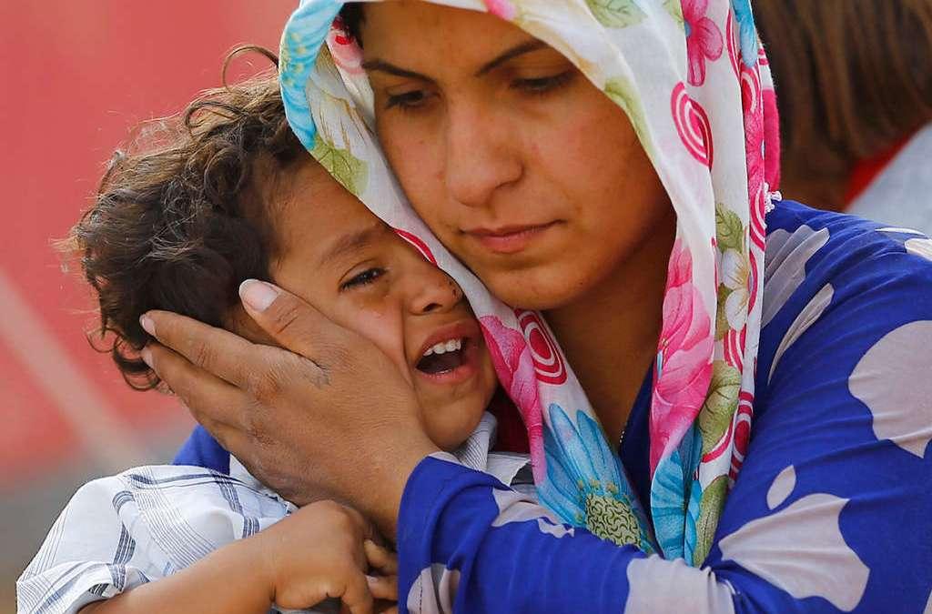 Syria, Iraq and the Hurricane