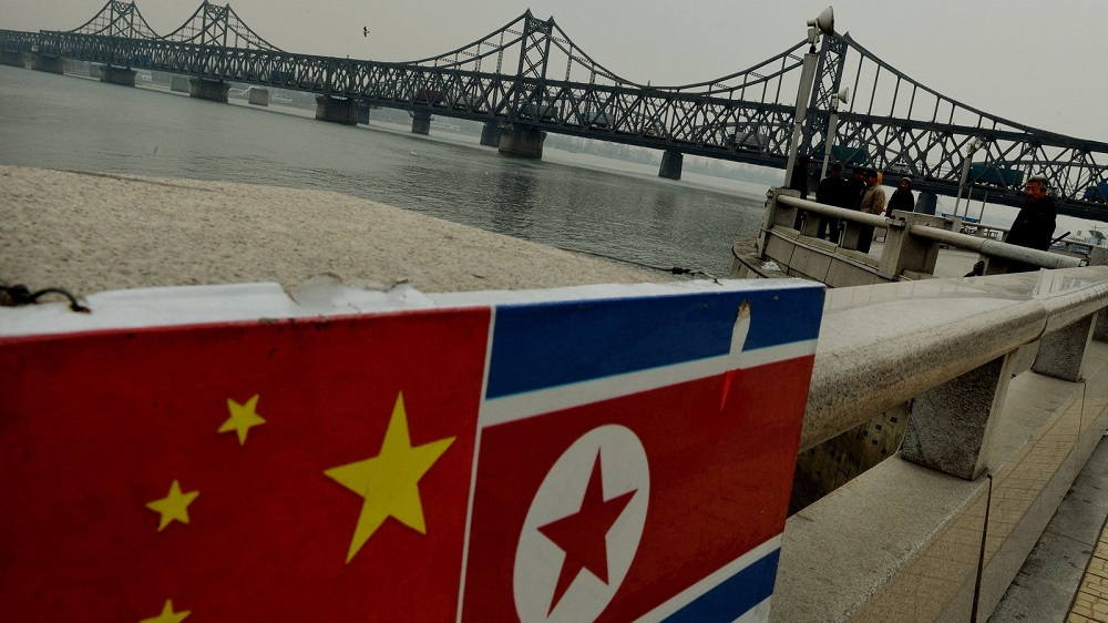 China to Limit Some Oil Exports to North Korea Starting October