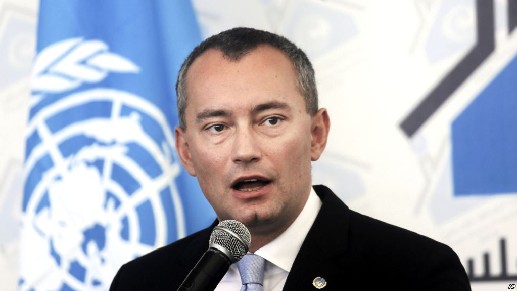 Mladenov: Cairo Agreements are the Palestinians' Last Chance
