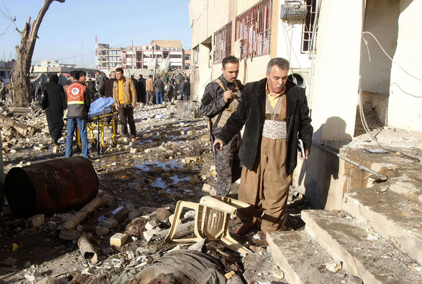 7 Killed in Iraq Power Plant Suicide Bombing
