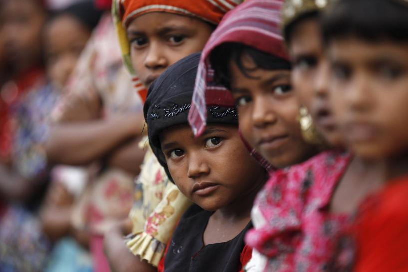 Rohingya Refugee Count in Bangladesh Jumps to 270,000