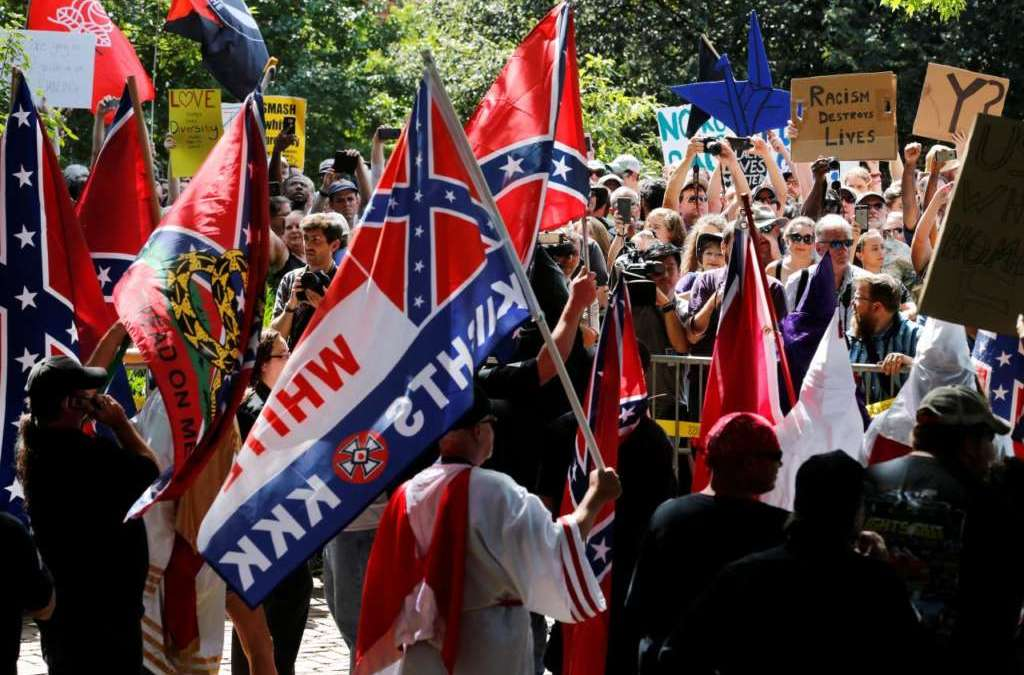 Trump Signs Resolution Condemning White Supremacists