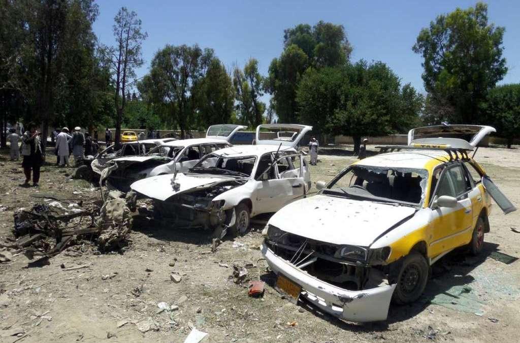 Saudi Arabia Condemns Market, Security Patrol Bombing in Afghanistan, Pakistan