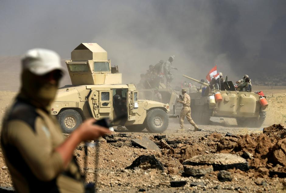 Iraq Declares Victory Over ISIS in Tal Afar