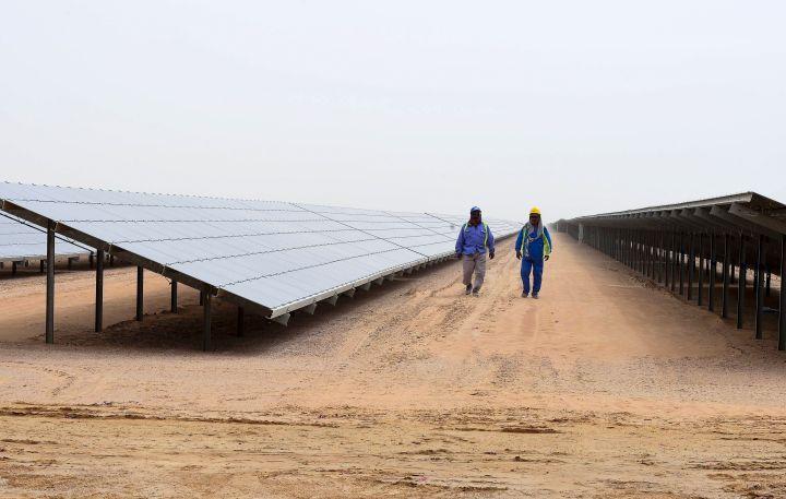 SaudiACWA Power:Dubai Solar Complex Construction to Start in 2018