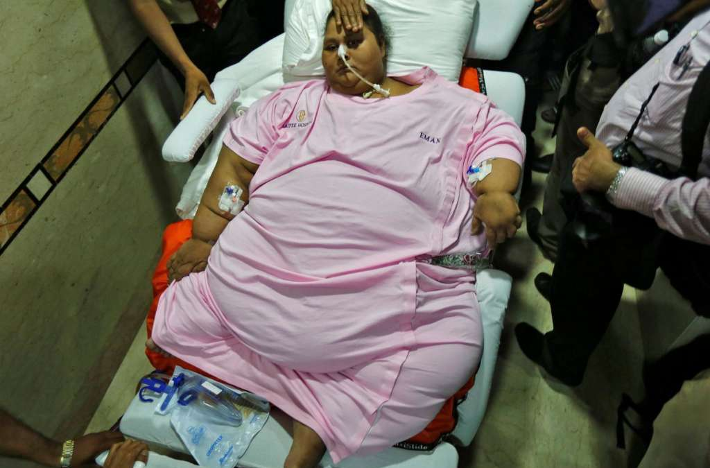 Egyptian Once Known as 'World's Heaviest Woman' Dies in Abu Dhabi