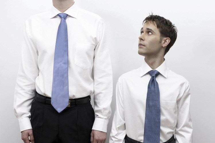 Tall People at Greater Risk for Venous Blood Clots