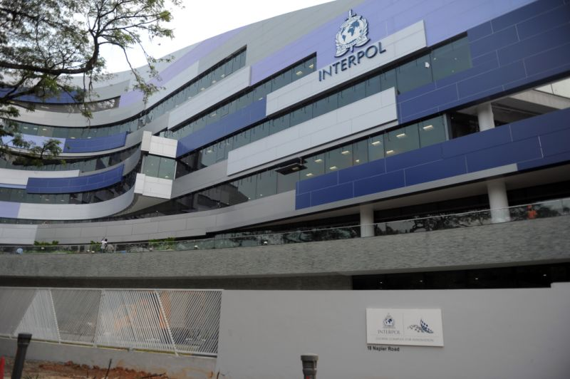 Interpol Approves Palestinian Membership Bid