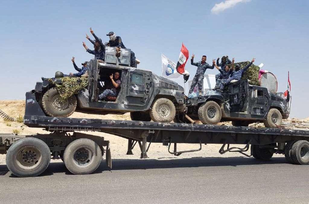 Iraq Faces Vast Challenges despite Victories over ISIS
