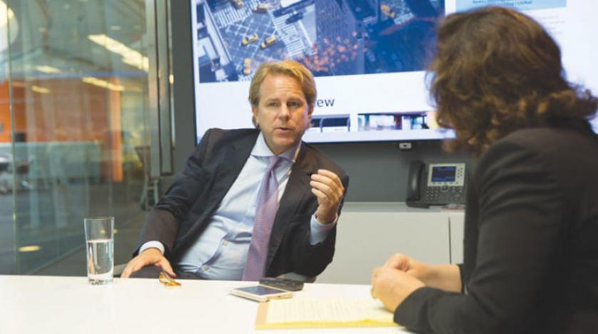 Bloomberg Media Group Chief Executive Officer: Partnering with SRMG to Have Distinctive Impact