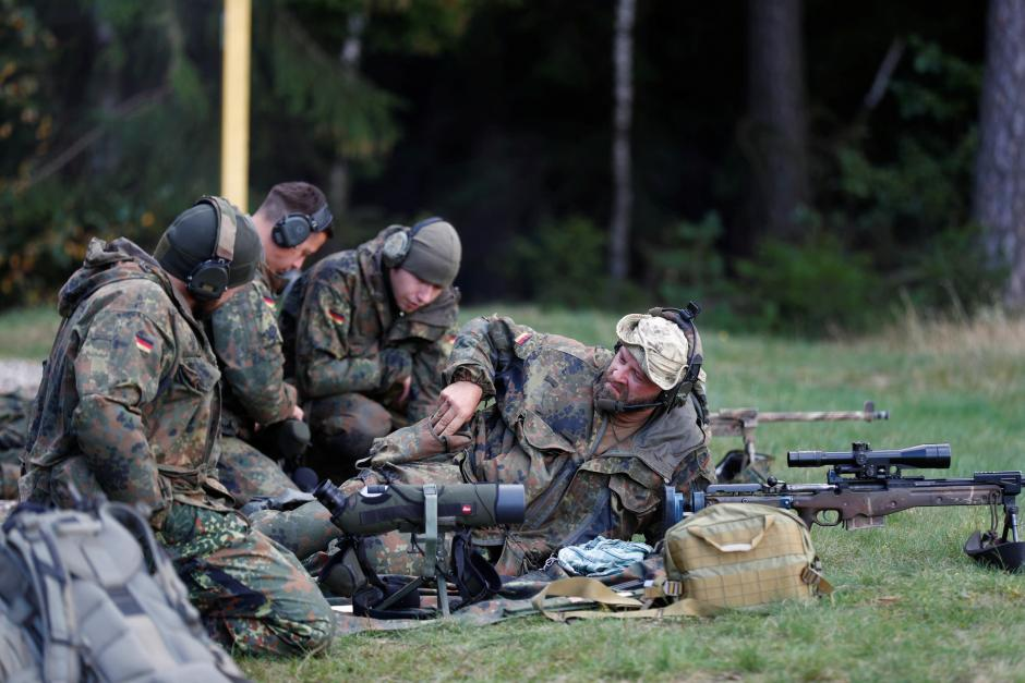 Russian War Games on NATO's Eastern Flank
