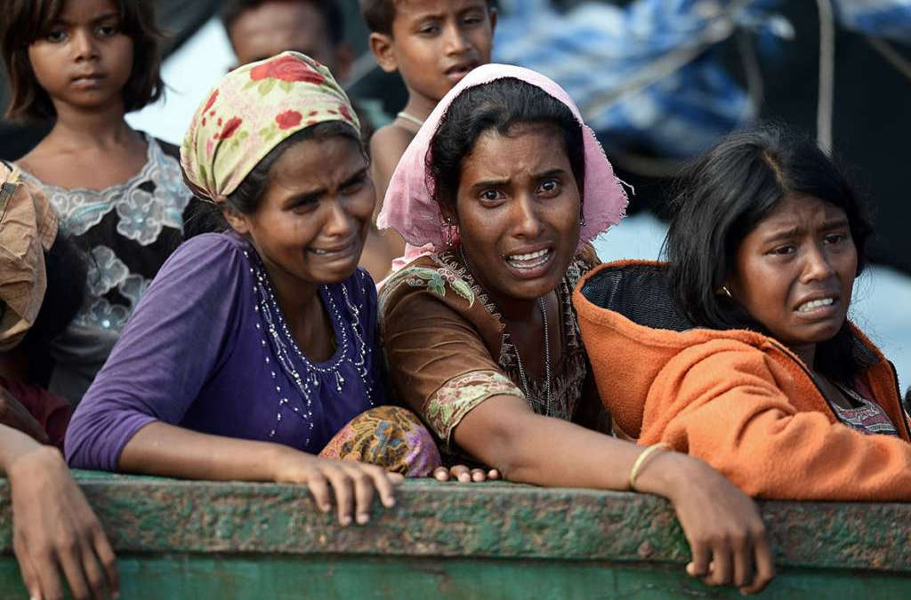 UNHCR Raises Concerns at Violence against Rohingyas in Sri Lanka