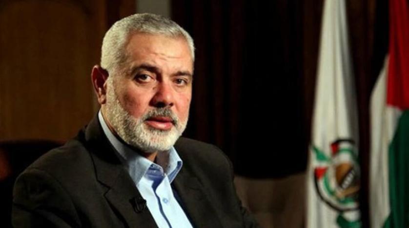 Hamas' Haniyeh Arrives in Egypt to Negotiate Easing Gaza Siege