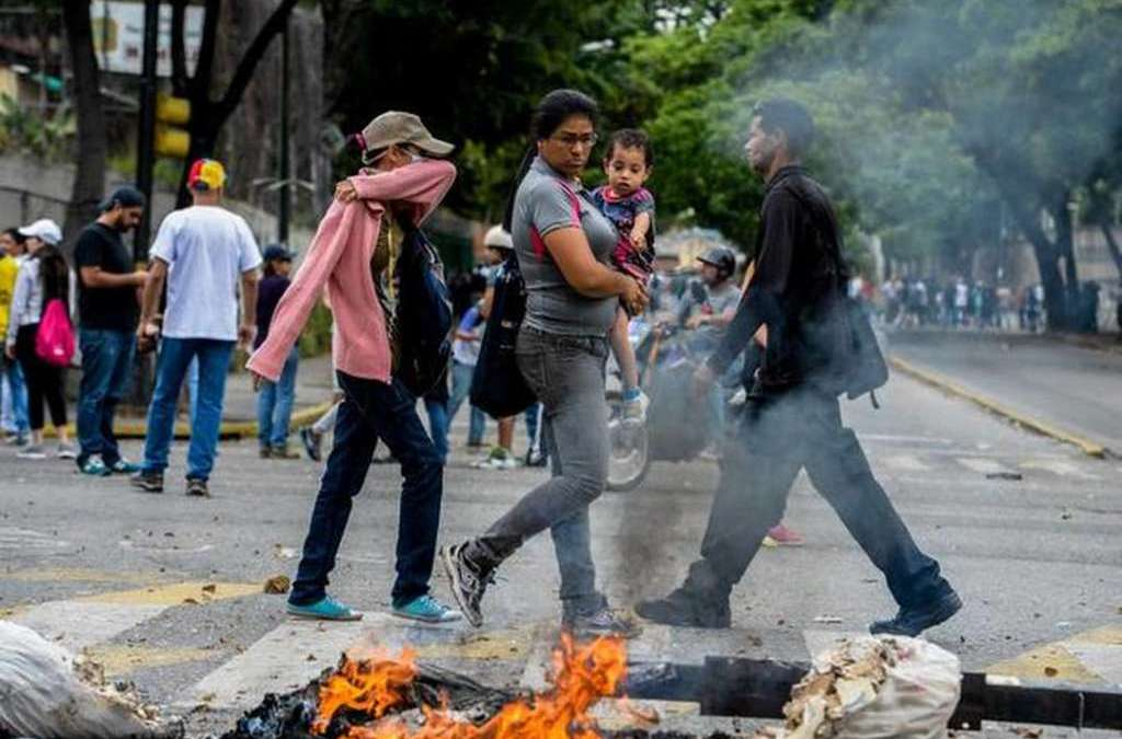 Canadian Sanctions on Venezuela's Maduro