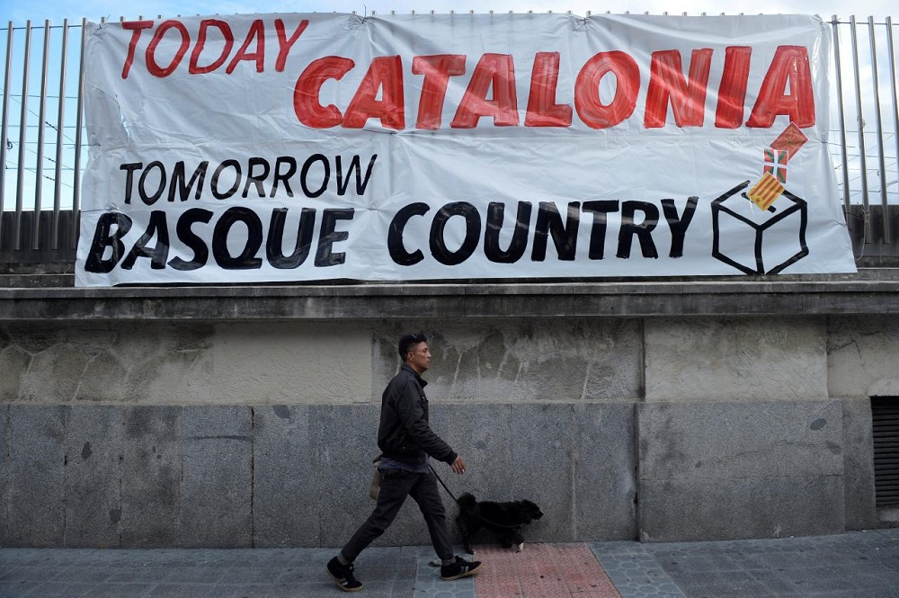 The Basque: Spain's Effective but Expensive Antidote to Secession