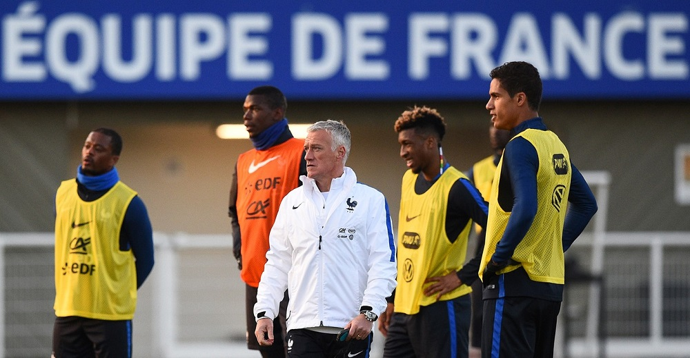 Didier Deschamps: I Apply my own Style and Have Not Taken Anything from other Coaches