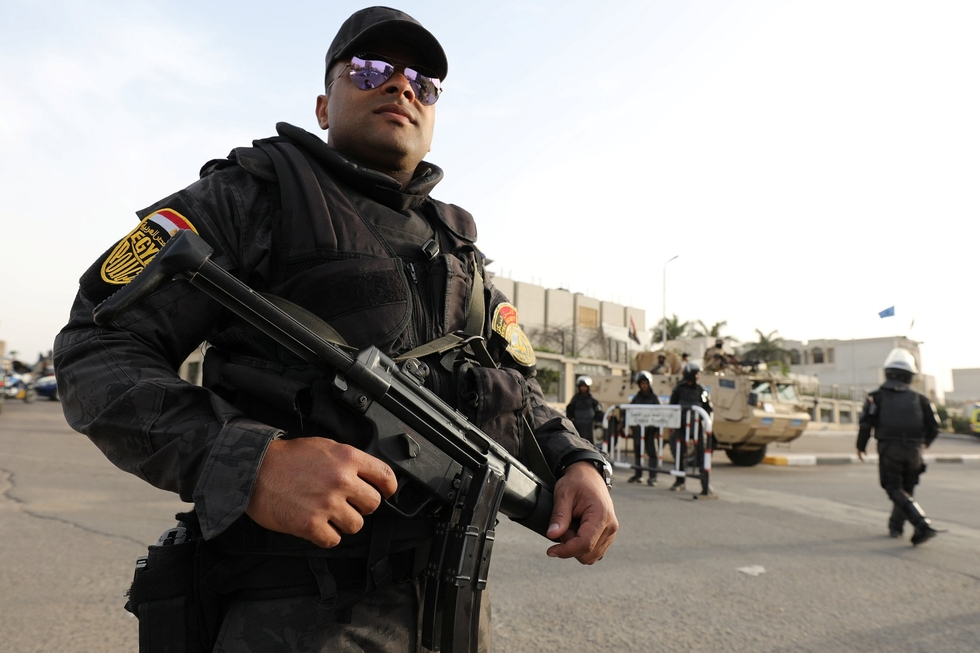 Egypt Arrests 14 Members of Terrorist 'Hasm' Group