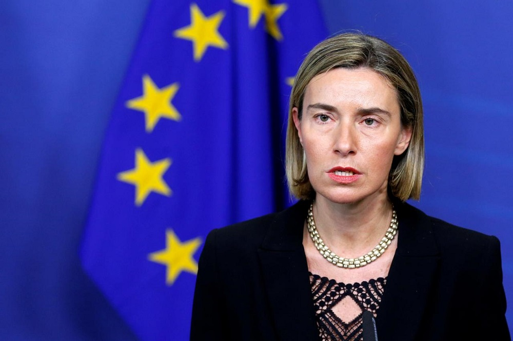 EU: Washington Does Not Have Authority to Terminate Iran Nuclear Deal