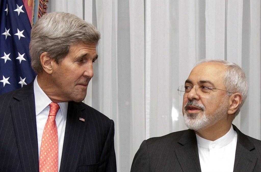 Trump in a Confrontation with Tehran's Regime