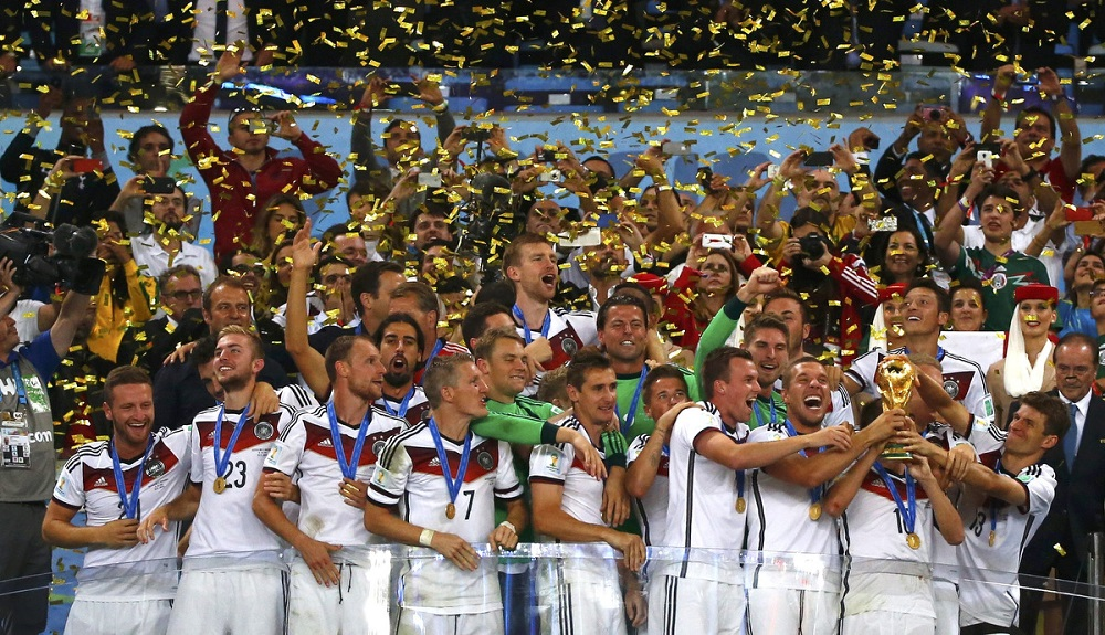 World Cup 2018 Power Rankings: Germany on Top among Qualified 23