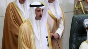 Kuwait's Speaker Marzouq Al-Ghanem