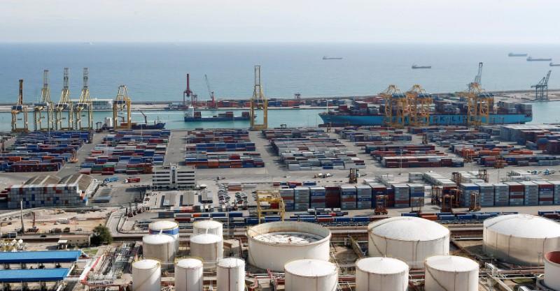 Euro Zone Trade Surplus Shrank in August