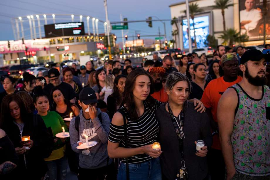 Police Scramble to Understand Motive of Lone Vegas Gunman