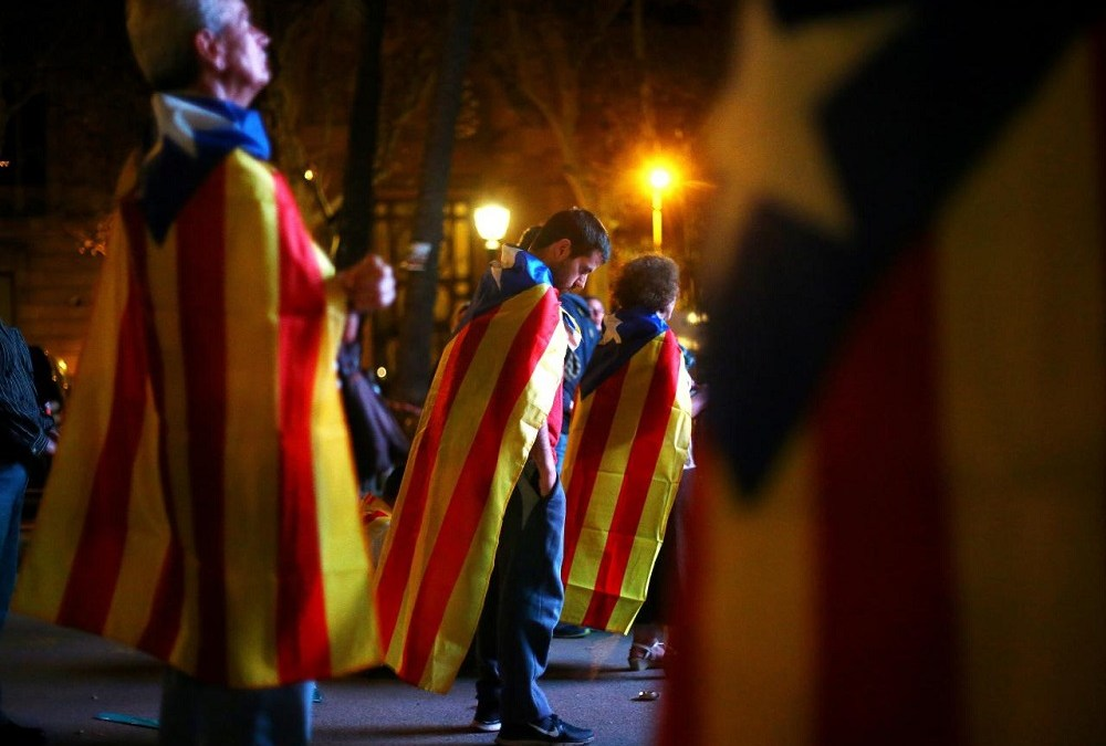 Madrid Gives Catalan Leader until Thursday to Clarify Independence Declaration