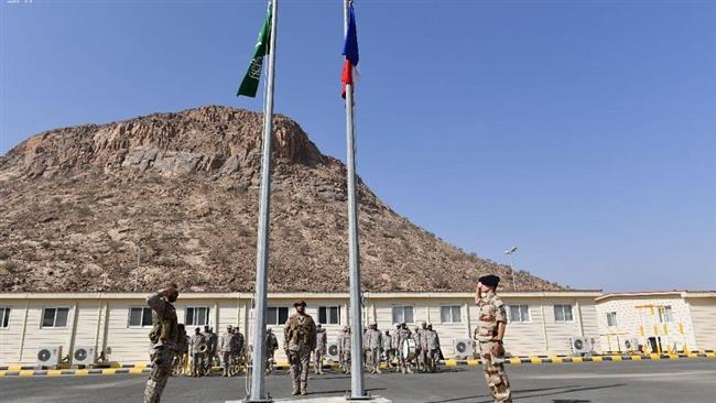 Joint Military Exercise between Saudi Arabia, France