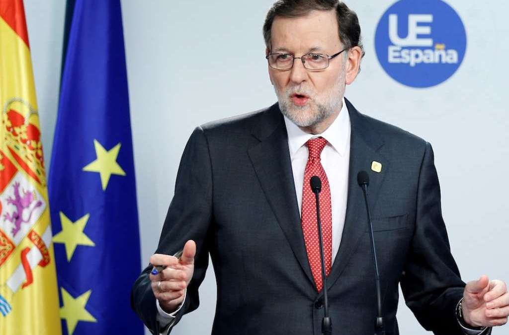 Spanish PM Moves towards Suspending Catalonia's Autonomy