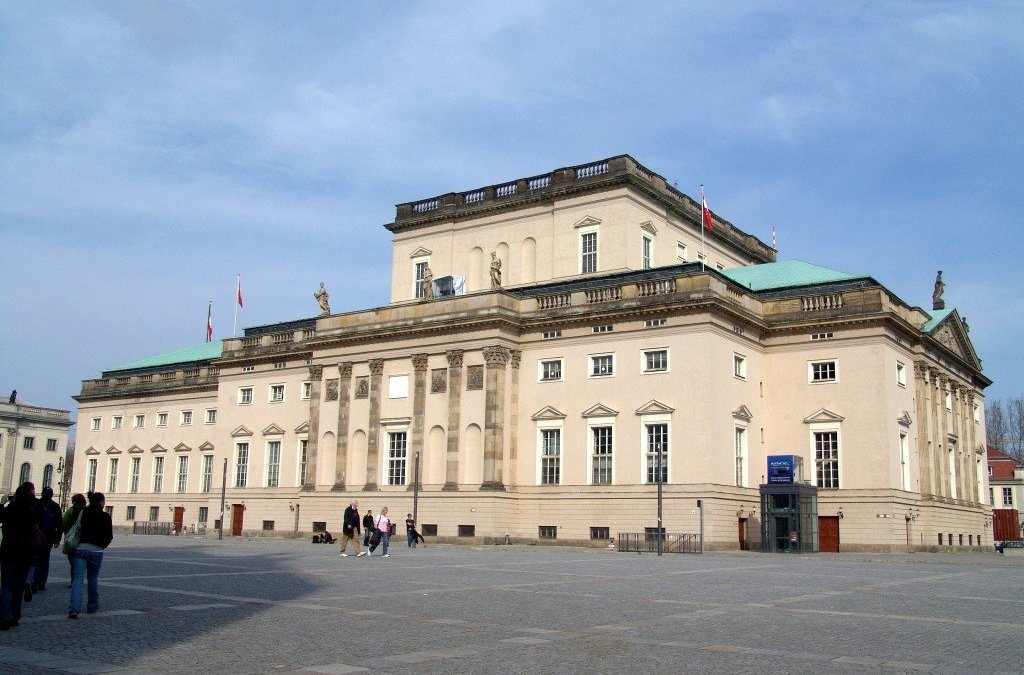 Berlin Opera House Thanks Taxpayers with Free Concert