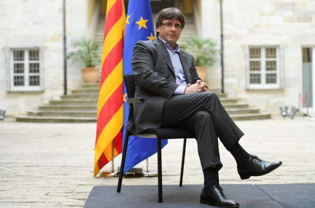 Madrid Threatens Catalonia with Direct Rule amid Independence Bid