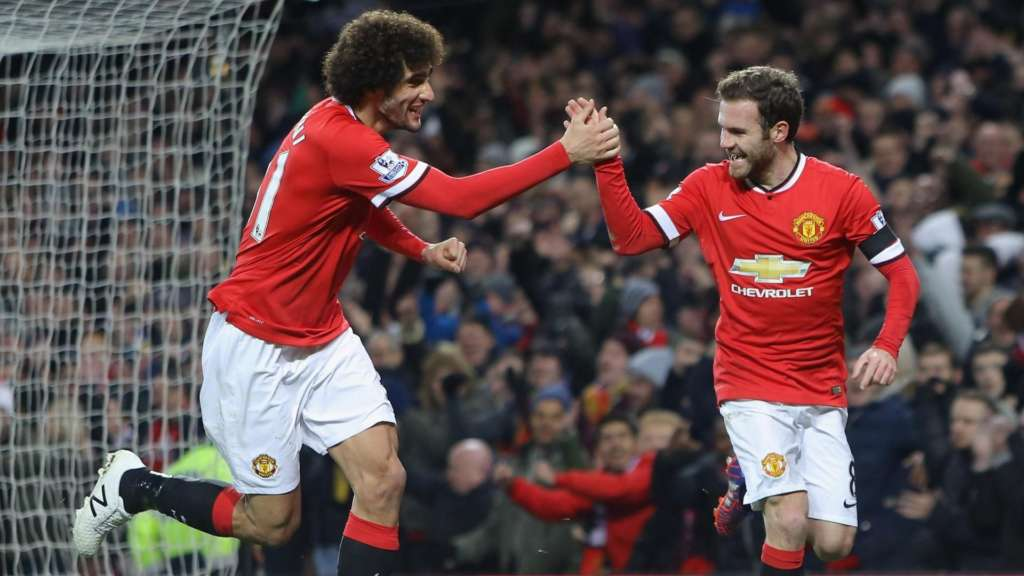 Mata-Marouane: The Moyesian Odd Couple Nearing a United Redemption