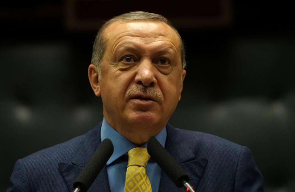 Erdogan: FSA in New Idlib Operation