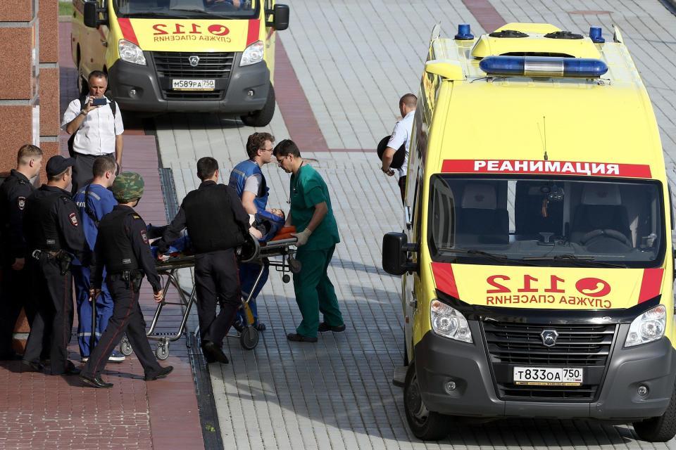At Least 19 Dead in Russia Train-Bus Collision
