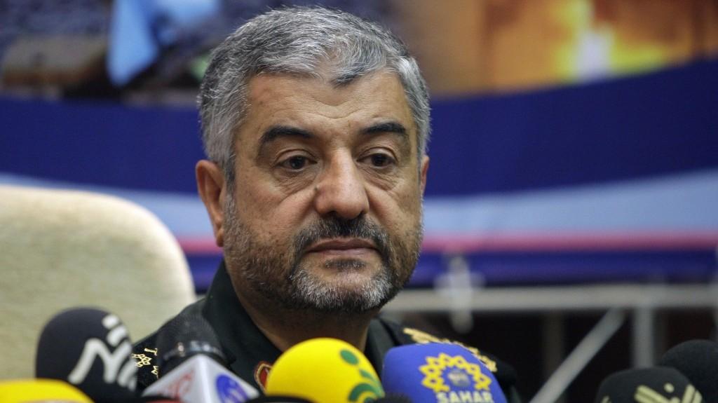 IRGC Warns Washington against Labeling it Terrorist Group