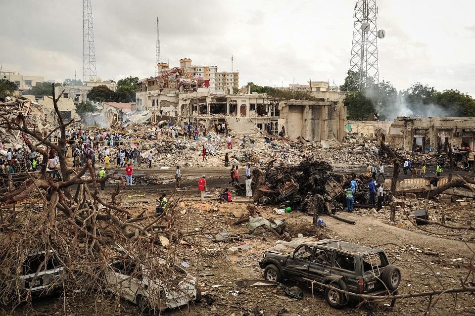 Somalia's Deadliest Bombing Kills more than 300