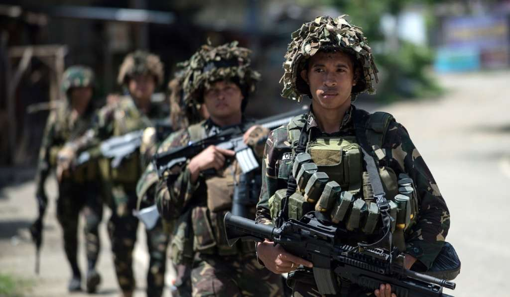 Government: Philippine Troops Kill Southeast Asia's ISIS Chief