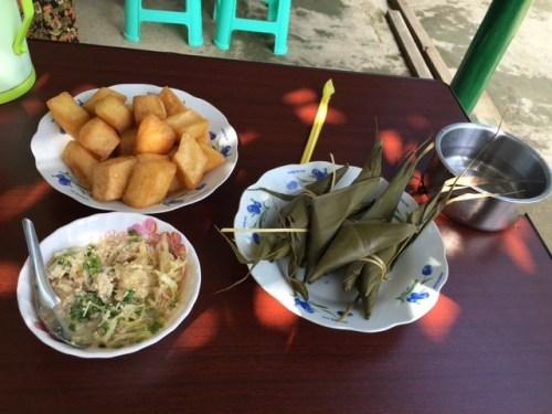 meal in myanmar