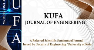 Kufa Journal of Engineering